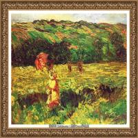 克劳德莫奈Claude Monet法国印象派画家绘画作品集莫奈名画高清图片 (448)