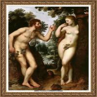 彼得保罗鲁本斯Peter Paul Rubens德国巴洛克画派画家古典油画人物高清图片宗教油画高清大图 (30)