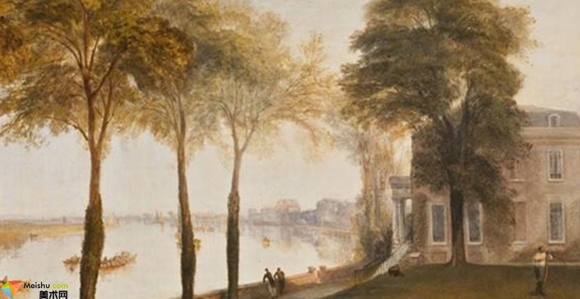 英國畫家透納-油畫展(一)