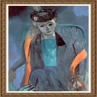 亨利马蒂斯Henri Matisse法国著名野兽派画家绘画作品集油画作品高清大图 (3)