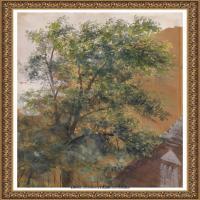 阿道夫门采尔Adolf Menzel德国著名油画家版画家插图画家绘画作品集西方绘画大师经典作品集 (28)