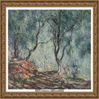 克劳德莫奈Claude Monet法国印象派画家绘画作品集莫奈名画高清图片 (541)