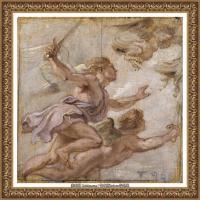 彼得保罗鲁本斯Peter Paul Rubens德国巴洛克画派画家古典油画人物高清图片宗教油画高清大图 (84)