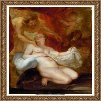 彼得保罗鲁本斯Peter Paul Rubens德国巴洛克画派画家古典油画人物高清图片宗教油画高清大图 (591)