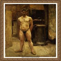 约翰萨金特John Singer Sargent美国肖像画家水彩画家绘画作品集萨金特油画作品 (46)