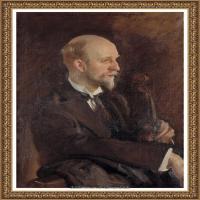 约翰萨金特John Singer Sargent美国肖像画家水彩画家绘画作品集萨金特油画作品 (62)