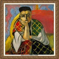 亨利马蒂斯Henri Matisse法国著名野兽派画家绘画作品集油画作品高清大图 (30)