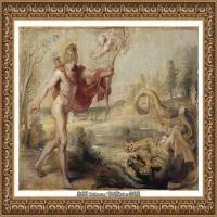 彼得保罗鲁本斯Peter Paul Rubens德国巴洛克画派画家古典油画人物高清图片宗教油画高清大图 (449)