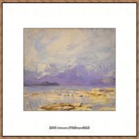 约翰萨金特John Singer Sargent美国肖像画家水彩画家绘画作品集萨金特水彩作品 (95)