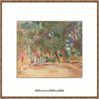 约翰萨金特John Singer Sargent美国肖像画家水彩画家绘画作品集萨金特水彩作品 (112)