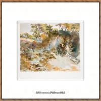 约翰萨金特John Singer Sargent美国肖像画家水彩画家绘画作品集萨金特水彩作品 (98)