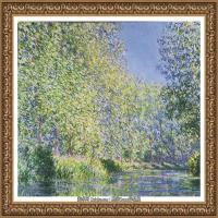 克劳德莫奈Claude Monet法国印象派画家绘画作品集莫奈名画高清图片 (455)