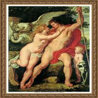 彼得保罗鲁本斯Peter Paul Rubens德国巴洛克画派画家古典油画人物高清图片宗教油画高清大图 (566)