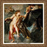 彼得保罗鲁本斯Peter Paul Rubens德国巴洛克画派画家古典油画人物高清图片宗教油画高清大图 (643)
