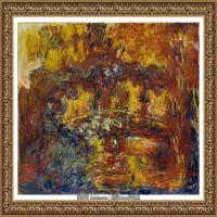 克劳德莫奈Claude Monet法国印象派画家绘画作品集莫奈名画高清图片 (467)