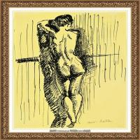 亨利马蒂斯Henri Matisse法国著名野兽派画家绘画作品集油画作品高清大图 (32)