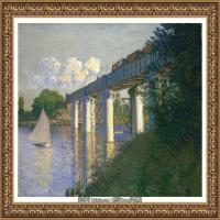 克劳德莫奈Claude Monet法国印象派画家绘画作品集莫奈名画高清图片 (463)