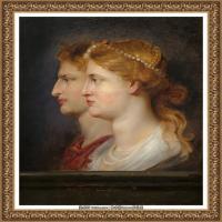 彼得保罗鲁本斯Peter Paul Rubens德国巴洛克画派画家古典油画人物高清图片宗教油画高清大图 (39)
