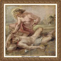 彼得保罗鲁本斯Peter Paul Rubens德国巴洛克画派画家古典油画人物高清图片宗教油画高清大图 (74)