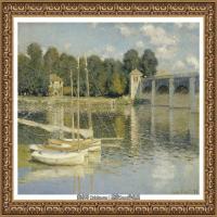 克劳德莫奈Claude Monet法国印象派画家绘画作品集莫奈名画高清图片 (503)