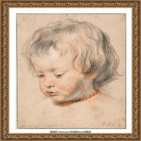 彼得保罗鲁本斯Peter Paul Rubens德国巴洛克画派画家古典油画人物高清图片宗教油画高清大图 (48)