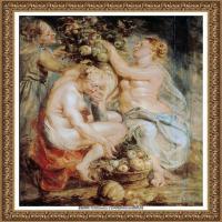 彼得保罗鲁本斯Peter Paul Rubens德国巴洛克画派画家古典油画人物高清图片宗教油画高清大图 (638)