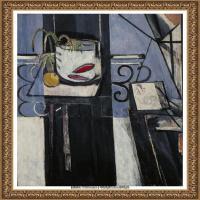 亨利马蒂斯Henri Matisse法国著名野兽派画家绘画作品集油画作品高清大图 (42)