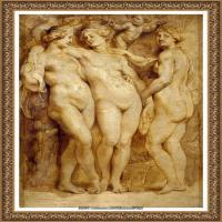 彼得保罗鲁本斯Peter Paul Rubens德国巴洛克画派画家古典油画人物高清图片宗教油画高清大图 (696)