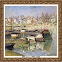 克劳德莫奈Claude Monet法国印象派画家绘画作品集莫奈名画高清图片 (357)