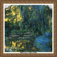 克劳德莫奈Claude Monet法国印象派画家绘画作品集莫奈名画高清图片 (338)