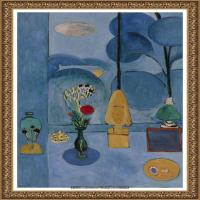 亨利马蒂斯Henri Matisse法国著名野兽派画家绘画作品集油画作品高清大图 (52)