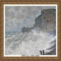 克劳德莫奈Claude Monet法国印象派画家绘画作品集莫奈名画高清图片 (480)