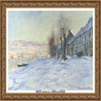 克劳德莫奈Claude Monet法国印象派画家绘画作品集莫奈名画高清图片 (567)