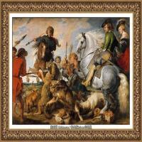 彼得保罗鲁本斯Peter Paul Rubens德国巴洛克画派画家古典油画人物高清图片宗教油画高清大图 (96)
