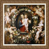 彼得保罗鲁本斯Peter Paul Rubens德国巴洛克画派画家古典油画人物高清图片宗教油画高清大图 (640)