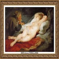彼得保罗鲁本斯Peter Paul Rubens德国巴洛克画派画家古典油画人物高清图片宗教油画高清大图 (63)