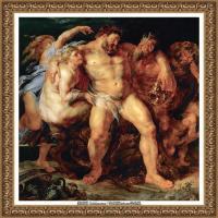 彼得保罗鲁本斯Peter Paul Rubens德国巴洛克画派画家古典油画人物高清图片宗教油画高清大图 (715)