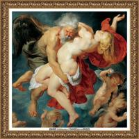 彼得保罗鲁本斯Peter Paul Rubens德国巴洛克画派画家古典油画人物高清图片宗教油画高清大图 (444)