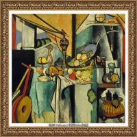亨利马蒂斯Henri Matisse法国著名野兽派画家绘画作品集油画作品高清大图 (22)