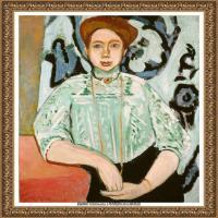 亨利马蒂斯Henri Matisse法国著名野兽派画家绘画作品集油画作品高清大图 (11)