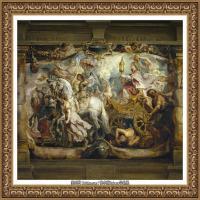 彼得保罗鲁本斯Peter Paul Rubens德国巴洛克画派画家古典油画人物高清图片宗教油画高清大图 (79)