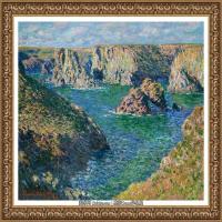 克劳德莫奈Claude Monet法国印象派画家绘画作品集莫奈名画高清图片 (305)
