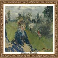 克劳德莫奈Claude Monet法国印象派画家绘画作品集莫奈名画高清图片 (311)