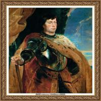 彼得保罗鲁本斯Peter Paul Rubens德国巴洛克画派画家古典油画人物高清图片宗教油画高清大图 (22)