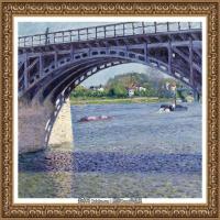 克劳德莫奈Claude Monet法国印象派画家绘画作品集莫奈名画高清图片 (291)