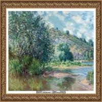 克劳德莫奈Claude Monet法国印象派画家绘画作品集莫奈名画高清图片 (247)
