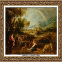 彼得保罗鲁本斯Peter Paul Rubens德国巴洛克画派画家古典油画人物高清图片宗教油画高清大图 (13)