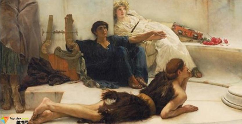塔德玛Tadema-油画展