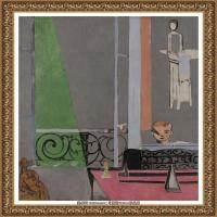 亨利马蒂斯Henri Matisse法国著名野兽派画家绘画作品集油画作品高清大图 (28)