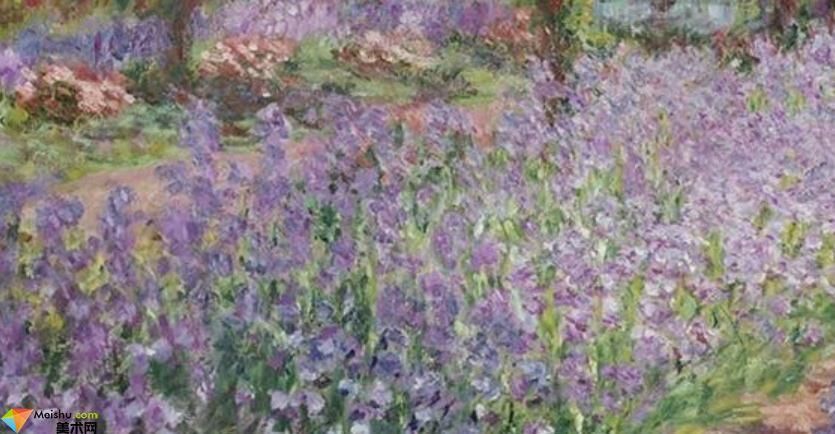 克劳德·莫奈 Claude Monet-作品展(一)